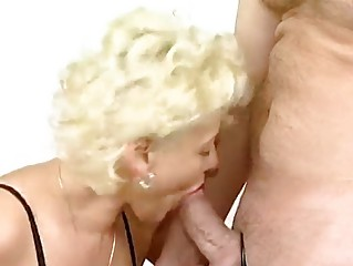 Big German cock for blonde girl  Inferno Productions