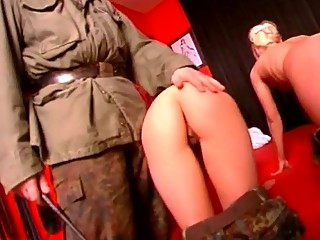 Two Girls Are Tortured And Suck