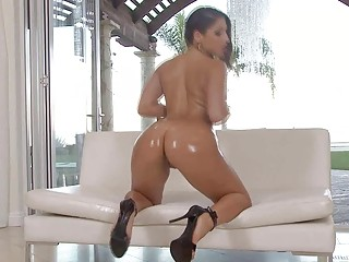 Abella Dangers first anal sex experience