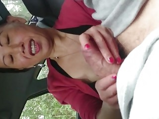 teaching older chinese woman playing with my dick