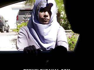 TeensLoveAnal  Fucking Her in a Hijab