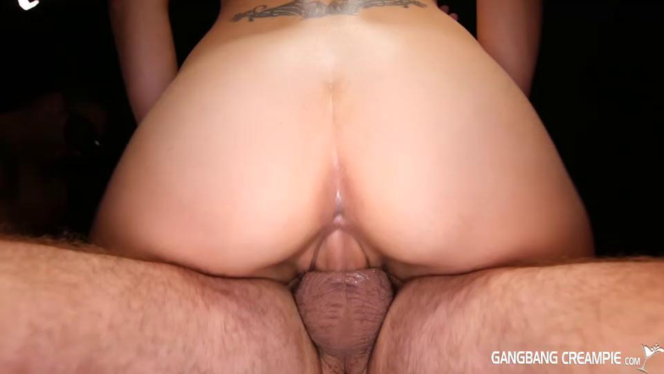 Hot Mom Gangbang Creampie