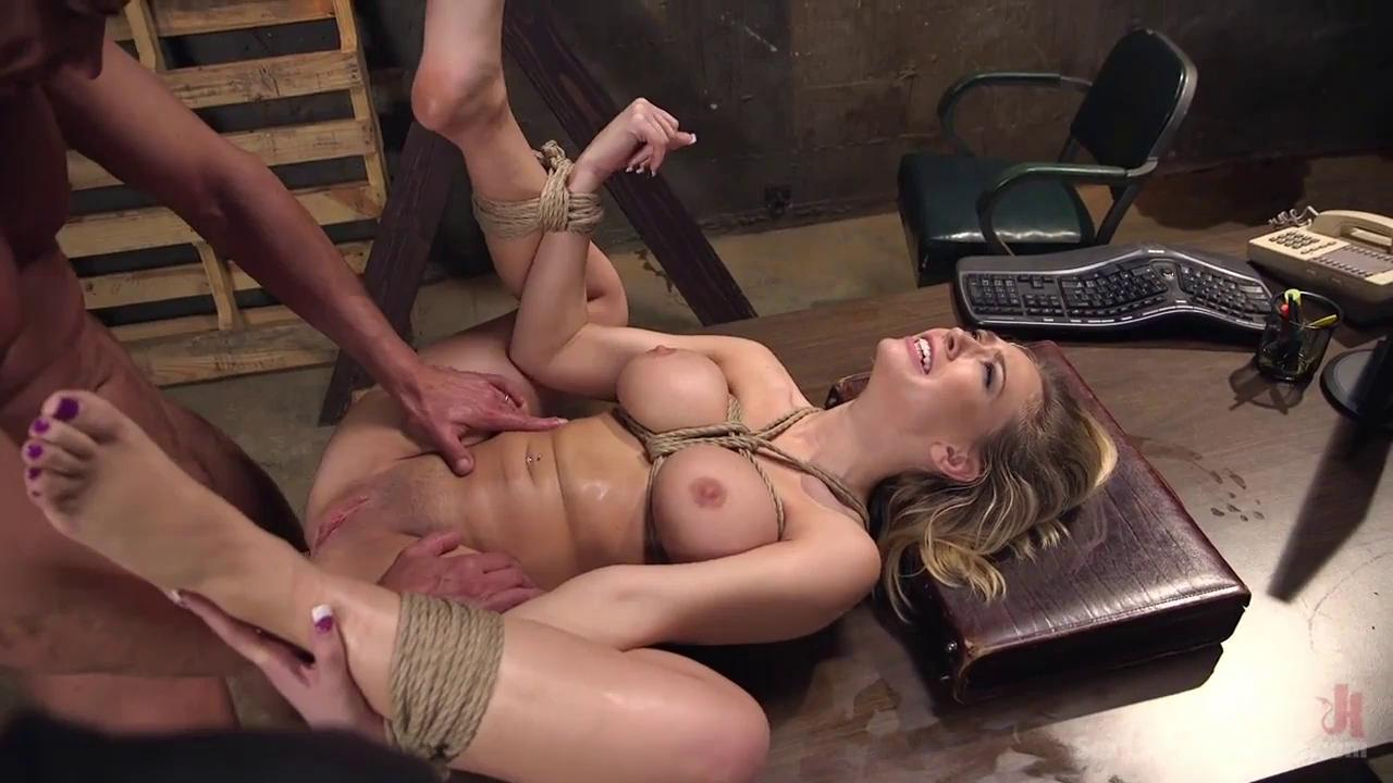 Adorable Teens Tied Up Fucked