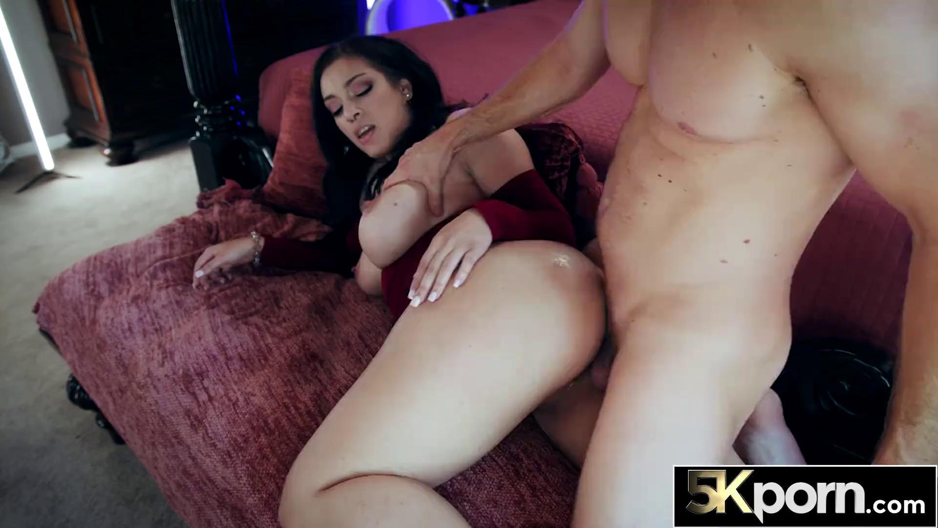 big ass big tits threesome